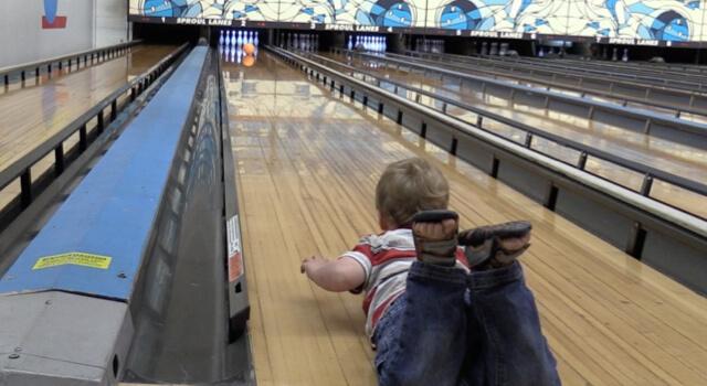 Beckett Goes Bowling