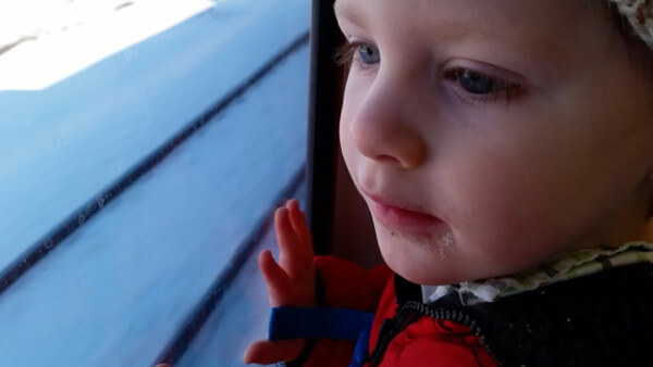 Beckett Takes The Train