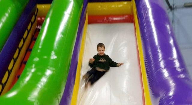 Beckett Slips and Slides